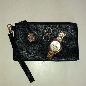 Gold accessories bundle